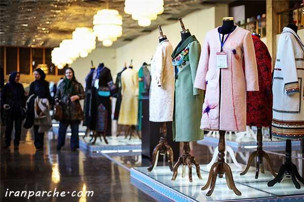 جایگاه پوشاک ایرانی در تبلیغات