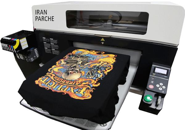 انواع چاپ روی لباس
