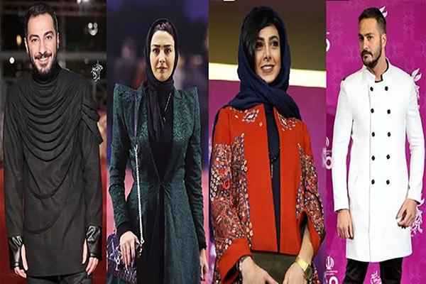 طراح لباس هنرمندان